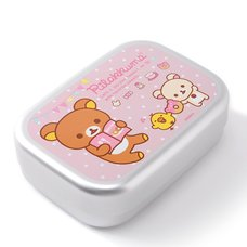 Rilakkuma Aluminum Lunch Box