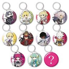 Pikuriru! Fate/Grand Order Keychain Collection Vol. 3 Box Set