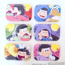 Osomatsu-san Otsukimi Character Badge Collection Box Set