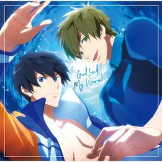 Iwatobi Channel RW Free! the Movie Road to the World Yume Radio Theme