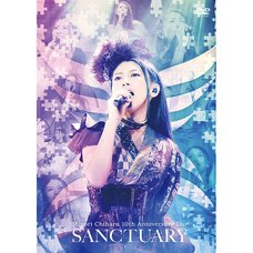 Minori Chihara Sanctuary 10th Anniversary Live DVD