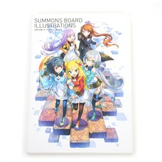 Summons Board Illustrations