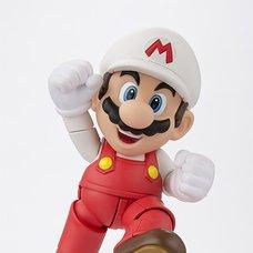 S.H.Figuarts Fire Mario | Super Mario