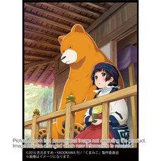 Kuma Miko: Girl Meets Bear 2017 Calendar (B)