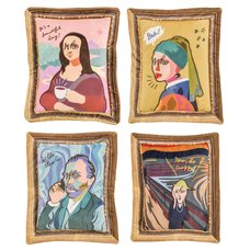 Art Masterpiece Cushion Series