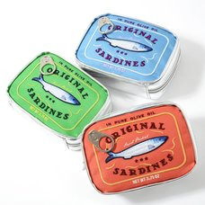 Accommode Sardine Can Pouches