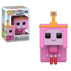 Pop! TV: Adventure Time x Minecraft - Princess Bubblegum