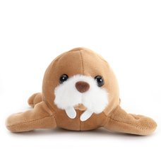 Mochi Puni Cute Plush Walrus & Seals Collection