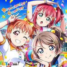 Braveheart Coaster | Love Live! School Idol Festival All Stars Collab Single CD