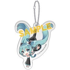 Vocaloid Acrylic Keychain Collection: Nardack Ver.