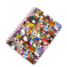 Tokidoki x Hello Kitty Journal