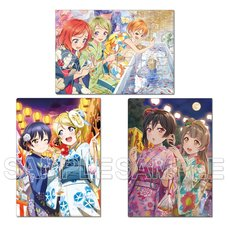 Love Live! General Magazine Vol. 2: Love Live! μ's Clear File Collection