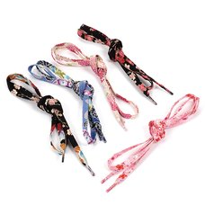 Japanese-Style Shoelaces (Medium Length)