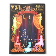 TV Animation Black Butler: Book of Circus Official Record