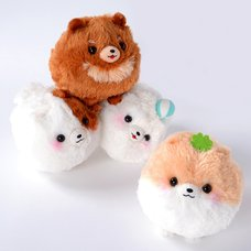 Pometan to Odekake Dog Plush Collection (Standard)