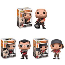 Pop! Games: Team Fortress 2 Set
