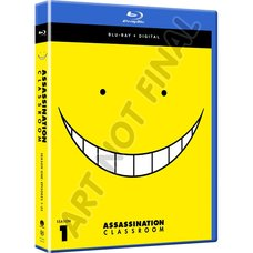 Assassination Classroom Season 1 Blu-ray