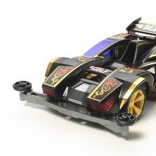JR Bergkaiser Premium (Super-II Chassis) Super Mini 4WD Model Kit
