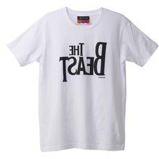 The Beast T-Shirt (White x Black)