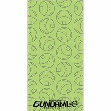 Gundam Unicorn Haro Towel