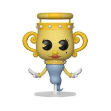 Pop! Games: Cuphead Series 1 - Legendary Chalice