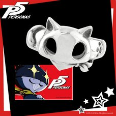 Persona 5 Mask Motif Ring: Morgana Ver.