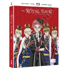 The Royal Tutor: The Complete Series Blu-ray/DVD Combo Pack