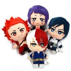 My Hero Academia Tomonui Plush Collection Vol. 2