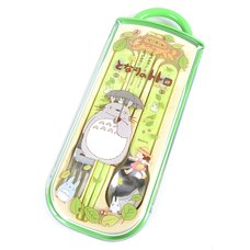 My Neighbor Totoro 3-in-1 Utensil Set & Carrier