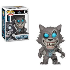 Pop! Books: Five Nights at Freddy's: The Twisted Ones - Twisted Wolf