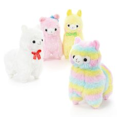Alpacasso Alpaca Plush Collection (Standard)