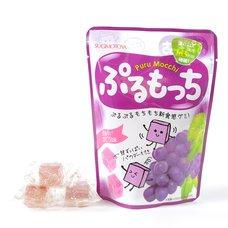 Puru Mochi Grape Flavor