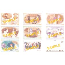Today's Menu for Emiya Family Postcard Set