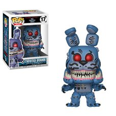 Pop! Books: Five Nights at Freddy's: The Twisted Ones - Twisted Bonnie