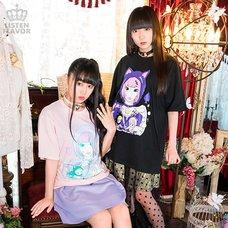 LISTEN FLAVOR x Keisuke Saito Devil & Angel Collab T-Shirt