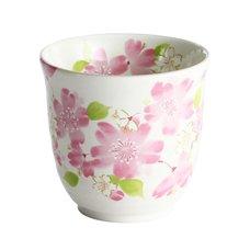 Hana Misato Mino Ware Teacup
