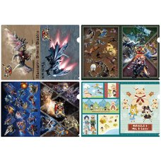 Monster Hunter XX A4 Clear File