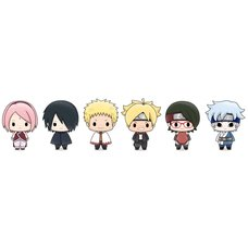 Chokorin Mascot Series Boruto: Naruto Next Generations Box Set