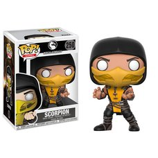 Pop! Games: Mortal Kombat - Scorpion