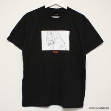 FLCL Mamimi Original Black T-Shirt