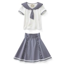 SUKIYAKI Sailor Alice Set