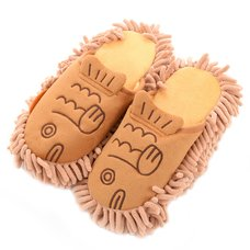 Taiyaki Microfiber Mop Slippers