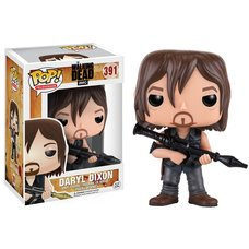 Pop! Television: The Walking Dead - Daryl Dixon w/ Rocket Launcher