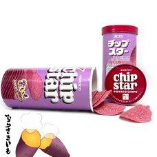 Chip Star: Purple Sweet Potato
