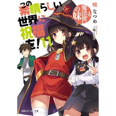 KonoSuba: God's Blessing on This Wonderful World! Vol. 11 (Light Novel)