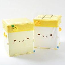 Hannari Tofu Box Stool