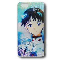 Rebuild of Evangelion iPhone 6/6s Character Jackets