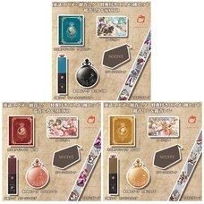 cosme play Fairy Tale Cosmetics × Hatsune Miku Cosmetics Set