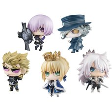Petit Chara! Chimi-Mega Fate/Grand Order Vol. 1 Box Set