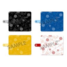 Pikuriru! Sword Art Online: Alicization Smartphone Flip Case Collection